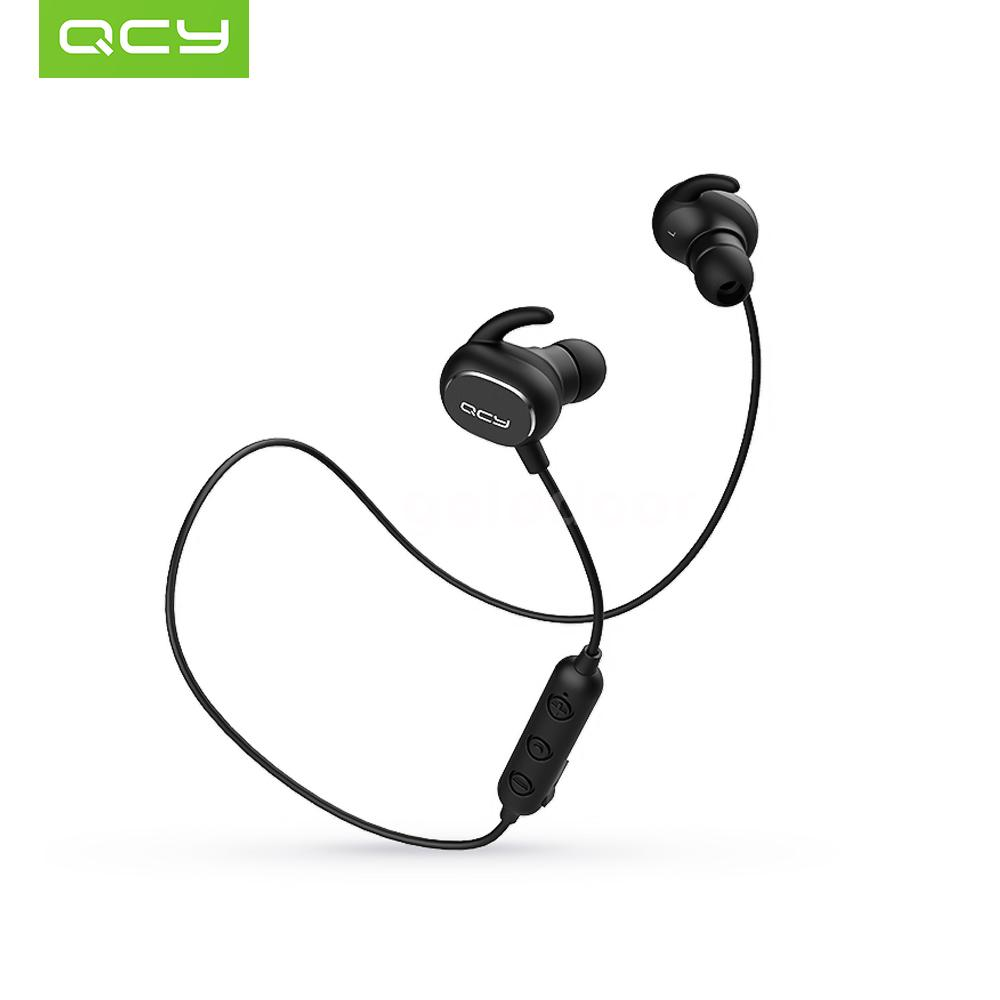 Details about QCY QY19 BT Headset In-ear Earphone Sport Music Headsets for  Android iOS X5R6